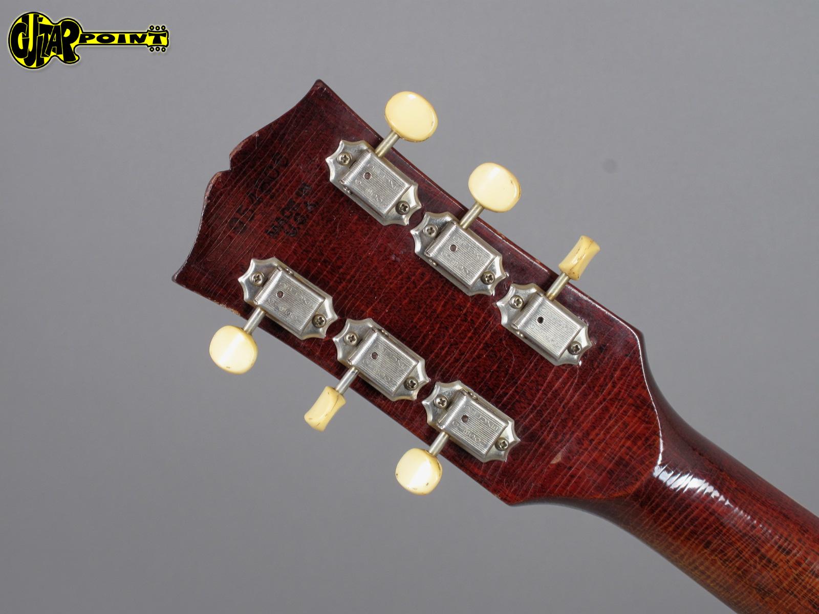 1970 Gibson ES-330 TD - Cherry (long neck)